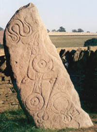 Aberlemeno Pictish Stone 2